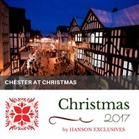 Chester at Christmas