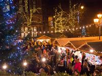 Chester Christmas Market & 70's Party 2021