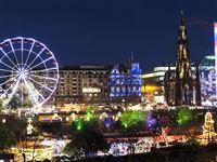 Edinburgh & Glasgow Christmas Wonderland