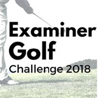 Lockwood Golf Trophy 2018
