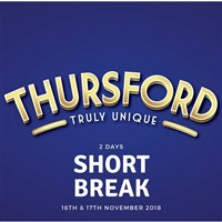 Thursford Christmas Spectacular 2 Day